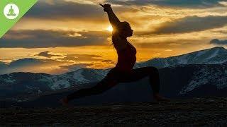 Flute Yoga Music, Evening Meditation, Positive Energy Music, Stress Relief