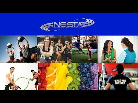 NESTA Fitness Association & Personal Trainer Certification - YouTube