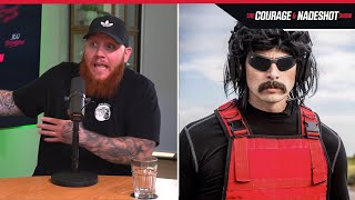 TIMTHETATMAN REACTS TO DRDISRESPECT BANNED FROM TWITCH