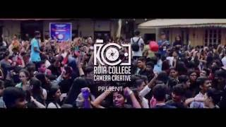 Ruia Freshers Party 2016 (Teaser)