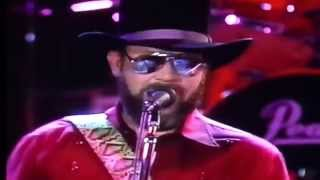 Hank Williams Jr. Mind Your Own Business. Live.