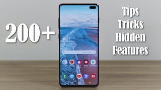 200+ Samsung Galaxy S10 and S10 Plus Tips, Tricks & Hidden Features