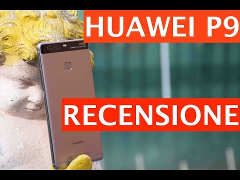 Huawei P9, video Recensione