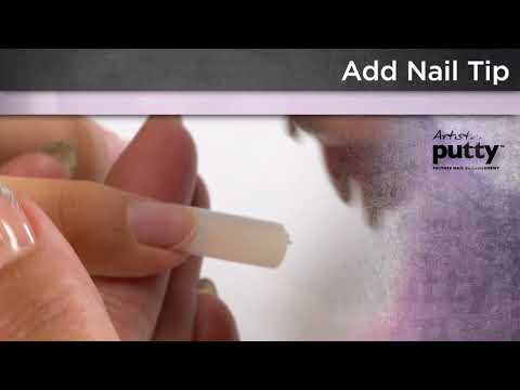 Artistic Putty™ Extension Step by Step