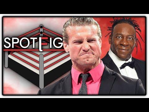 Dolph Zigglers Zukunft bei der WWE? Booker T nach Monaten zurück! (Wrestling News Deutschland)
