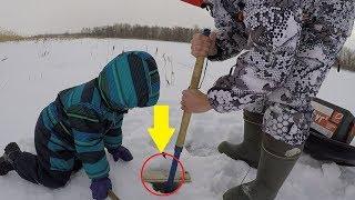 Как приобщить ребенка к рыбалке