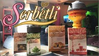 Новые вкусы табака для кальяна Serbetli.