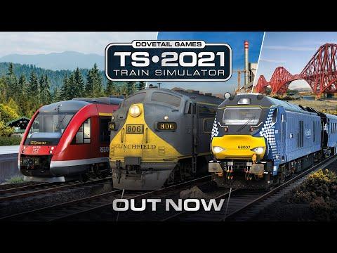 Train Simulator 2021 (PC) - Steam Key - GLOBAL - 1