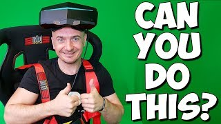 BUT... CAN YOU DO THIS?!? 👈😎