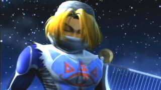 Super Smash Bros. Melee - Opening HD