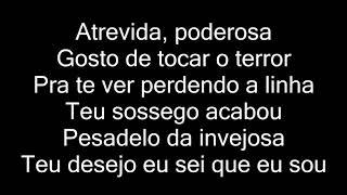 Anitta E Kevinho - Terremoto (letra)