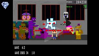 FNAF Tower Defense - 2 Попытки