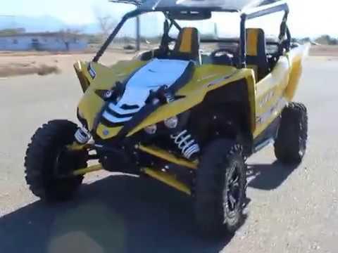 2016 Yamaha YXZ1000R SE in Kingman, Arizona