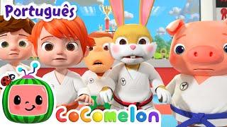 CoComelon em Português | Taekwondo | Músicas Infantis | Desenhos Animados