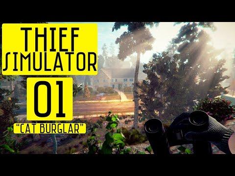 Gameplay de Thief Simulator