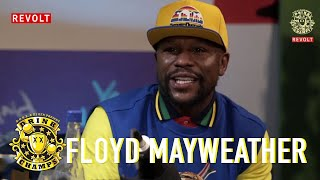 Floyd Mayweather Talks Being An Undefeated Champ, 50 Cent, T.I & More | Drink Champs