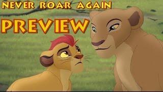 The Lion Guard: Never Roar Again Teaser Clip (Korean)