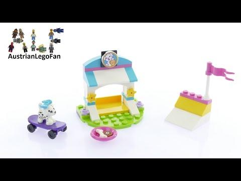 Vidéo LEGO Friends 41304 : Le spectacle des chiots