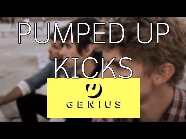 เรียนภาษาอังกฤษจากเพลง : PUMPED UP KICKS