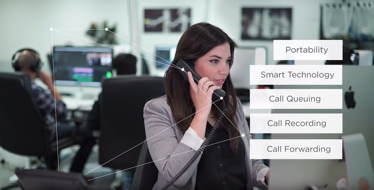 SmartConnect Hosted Phone System
