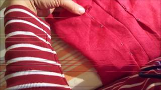Как сделать шнуровку на платье своими руками