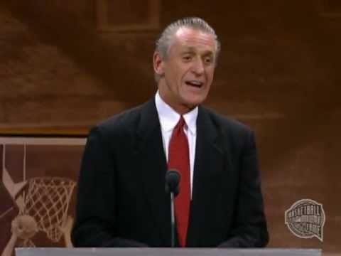 Sample video for Pat Riley