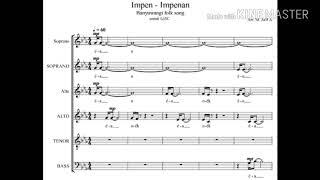 Gitasurya Umm Choir | Impen - Impenan - Arr. By Muhammad Arif A.