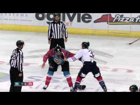 Matt Nickerson vs. Craig Cescon