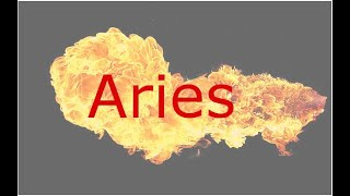 Qualities of Sign - Aries
