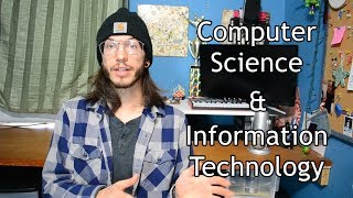 Computer Science Vs Information Technology (school, Jobs, Etc.)