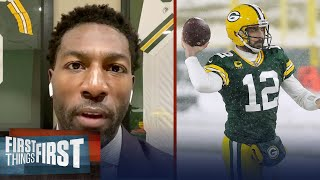 The Packers lose next year with Aaron Rodgers likely gone - Jennings | NFL | FIRST THINGS FIRST