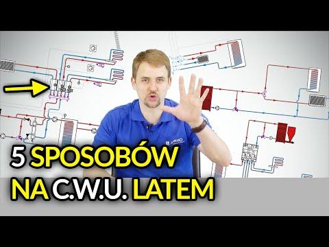 5 SPOSOBÓW na instalację c.w.u. LATEM☀️ cwu-schemat-instalacja co