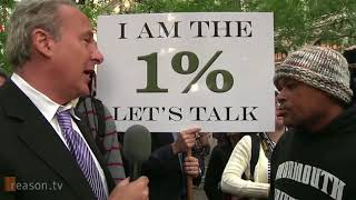 🔴 Peter Schiff at Occupy Wall Street  \