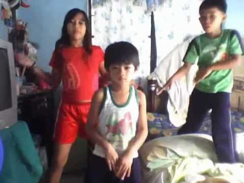Maria Carla And Her Cousins Dancing Crazy Gangnam Style
