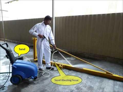 JETMASTER High Pressure Cleaner Solution