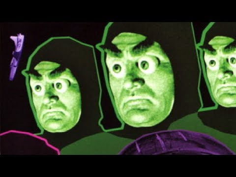 Asesinos del Espacio (1954) película de ciencia ficción clásica subtitulada al español