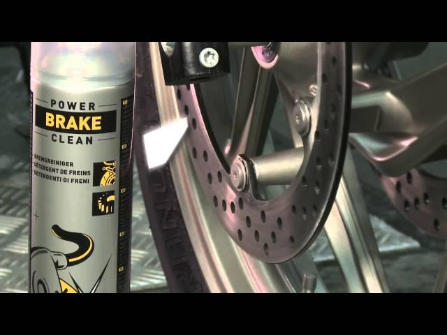 Видео Очиститель тормозов Motorex POWER BRAKE CLEAN