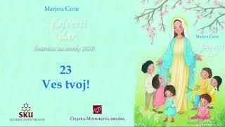 Največji dar: 23 Ves tvoj!