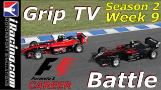 Grip TV Battle: iRacing Road to F1 Career S2W9