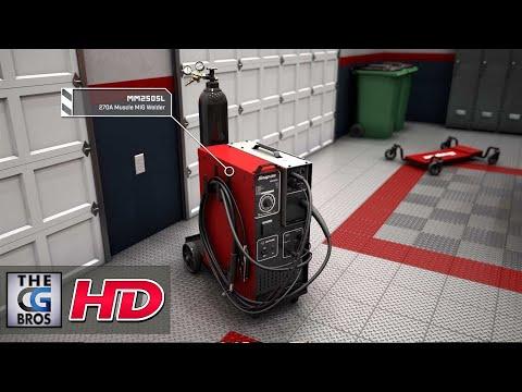 "CGI 3D Animated Promo ""Classic Dream Garage"" – by Midcoast Studio"