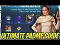 Ultimate Padme Guide Separatist Farming strategy Guide