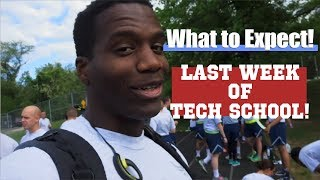 What To Expect - Last Week Of Air Force Tech School: S2E5