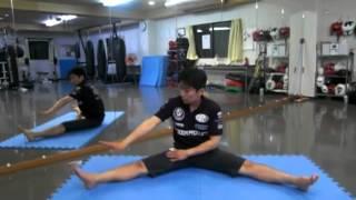 【5分でOK!】股関節の柔軟性&可動域UPストレッチ