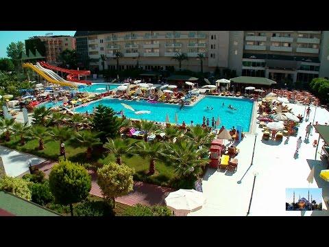 Виды вокруг отеля Эфталия (Eftalia Resort). Аланья, Турция