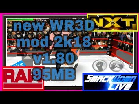 Omg New Wr3d Mod Download 2k19 Ling Video 1080p And V6 0