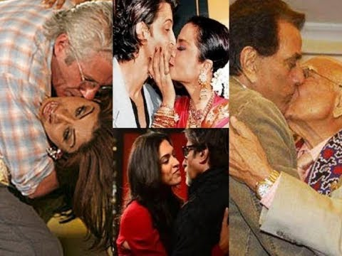 OMG Real Life Forceful Kisses That Shocked Bollywood