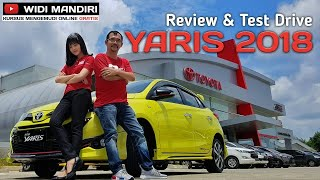 Toyota Yaris 2018 First Impression Indonesia Review & Test Drive By Widi Mandiri