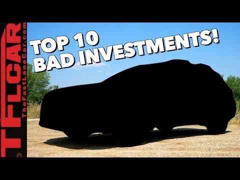 These Are The Top 10 Fastest Depreciating Cars! TFLnow Live #65