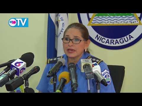 Policía informa sobre actos de terrorismo y crimen organizado ocurridos en las últimas horas en el país