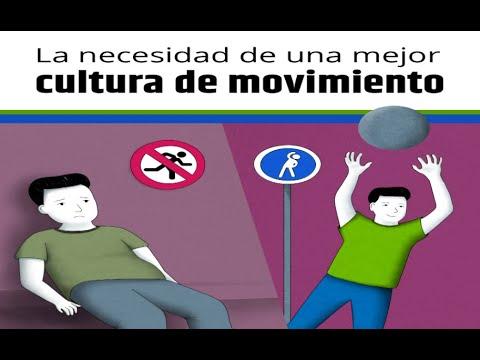 La necesidad de una mejor cultura de movimiento